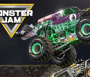 Monster Jam – Let's Talk Los Angeles